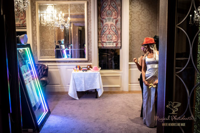 Magical Photo Booth Rental