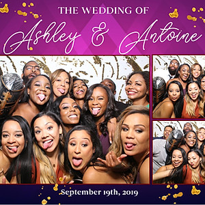 Wedding Of Ashley & Antoine