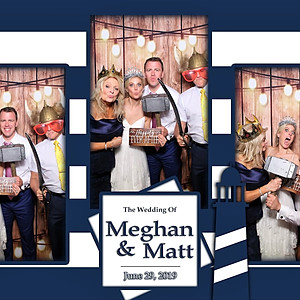 Wedding of Meghan and Matt