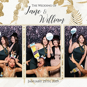 Jane and William Wedding