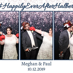 Wedding of Meghan and Paul