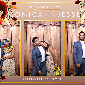Wedding of Monica and Jesse