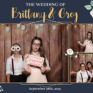 Brittany and Greg