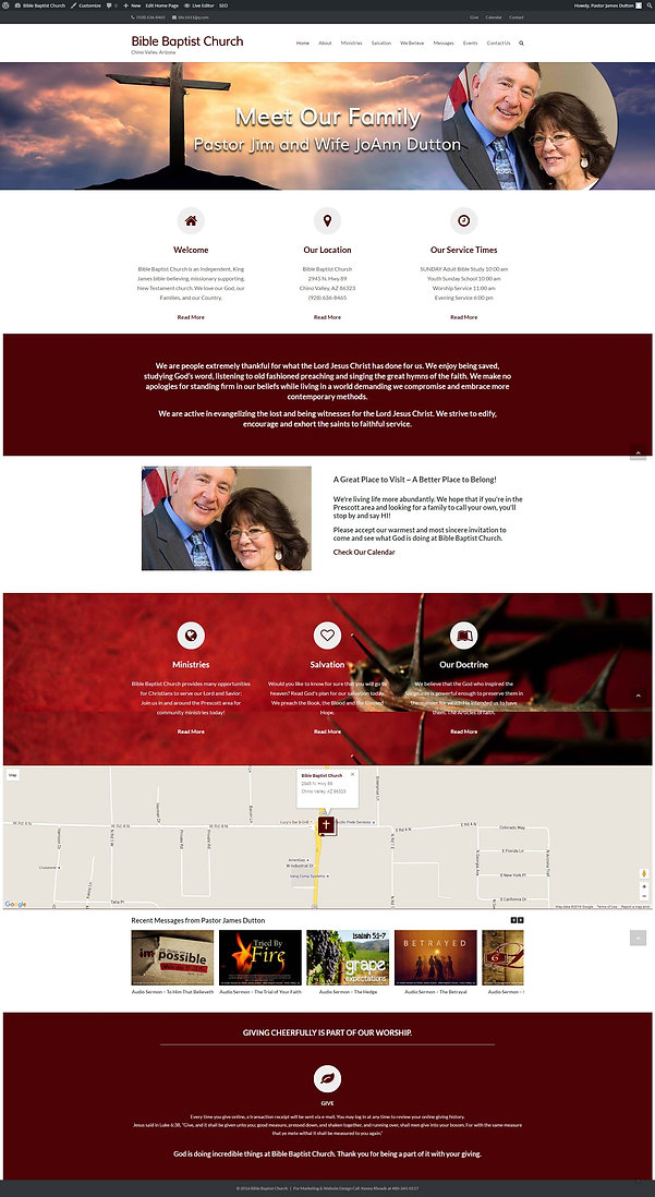 LMBC Home Page