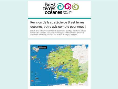 Révision de la stratégie de Brest terres océanes