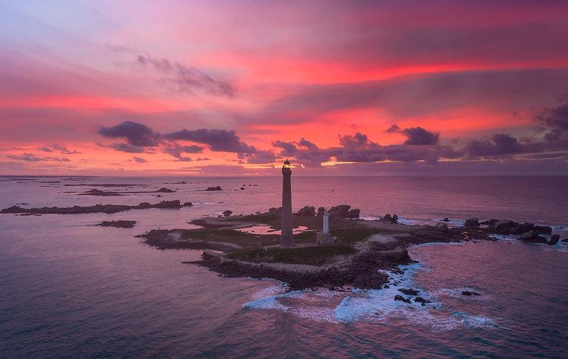 Phare Ile Vierge © Le-Voyage-des-Koumoul