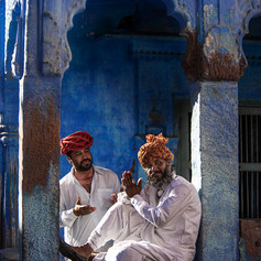 Jodhpur the blue City of India