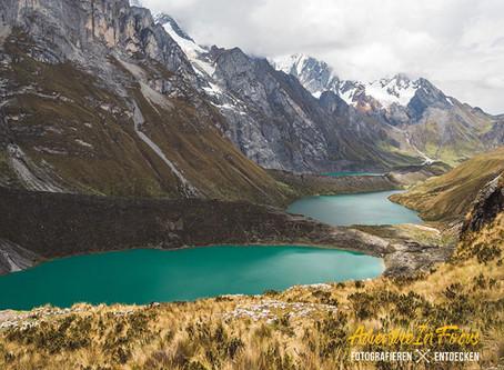 Huayhuash vs Salkantay (Machu Picchu) Trek - welcher ist der Beste für Dich?
