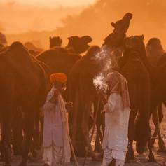 Pushkar Mela, India