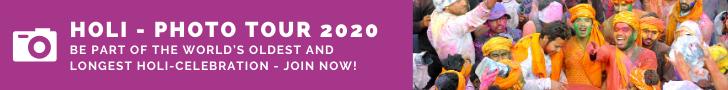Holi Photography Tour 2020