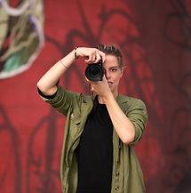 Runa Lindberg Fototrainer bei AdventureI