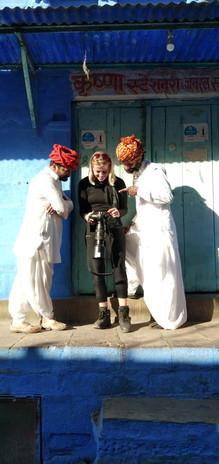 Fotoworkshop von AdventureInFocus in Jodhpur