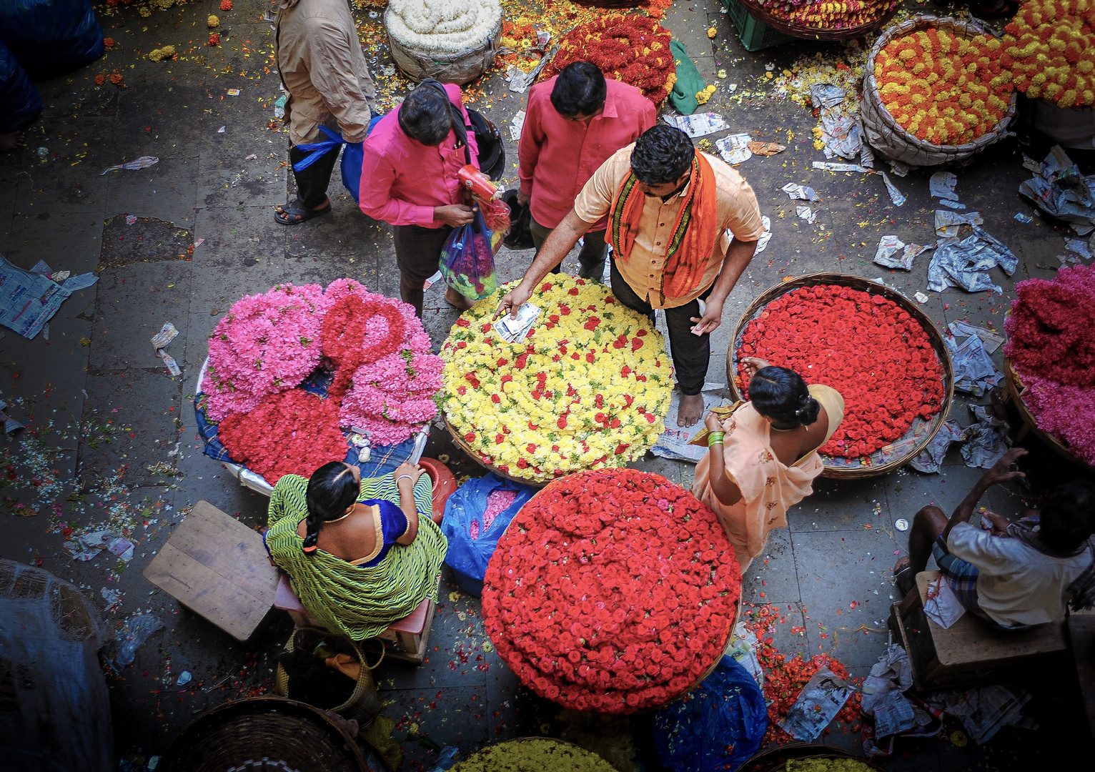 """Photo Series: """"Markets"""". Image Number: """"5-Markets"""""""