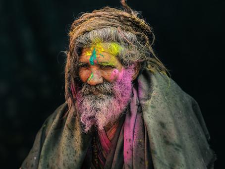 Bunt, bunter, Holi Festival!