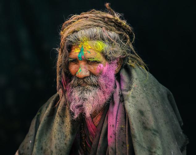 Barsana Holi, Picture by Runa Lindberg
