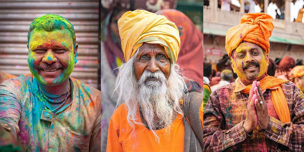 Holi Festival Barsana