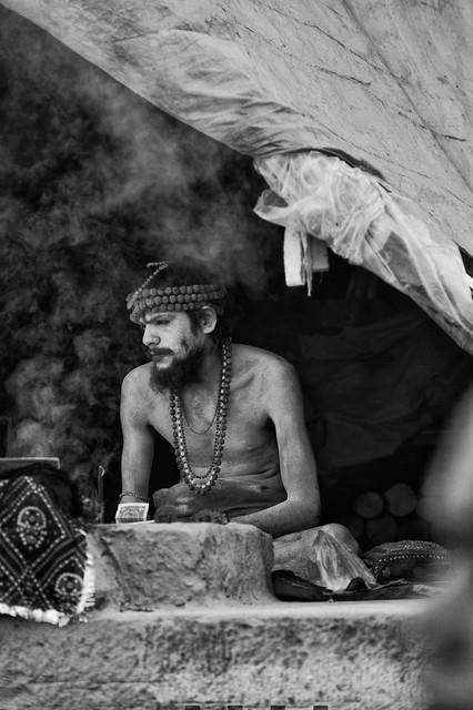 The Nagar-Sadhu
