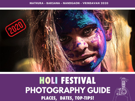 BEST HOLI FESTIVAL GUIDE 2020