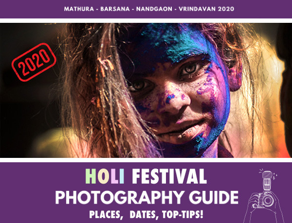 Best Holi Photography Guide 2020, India