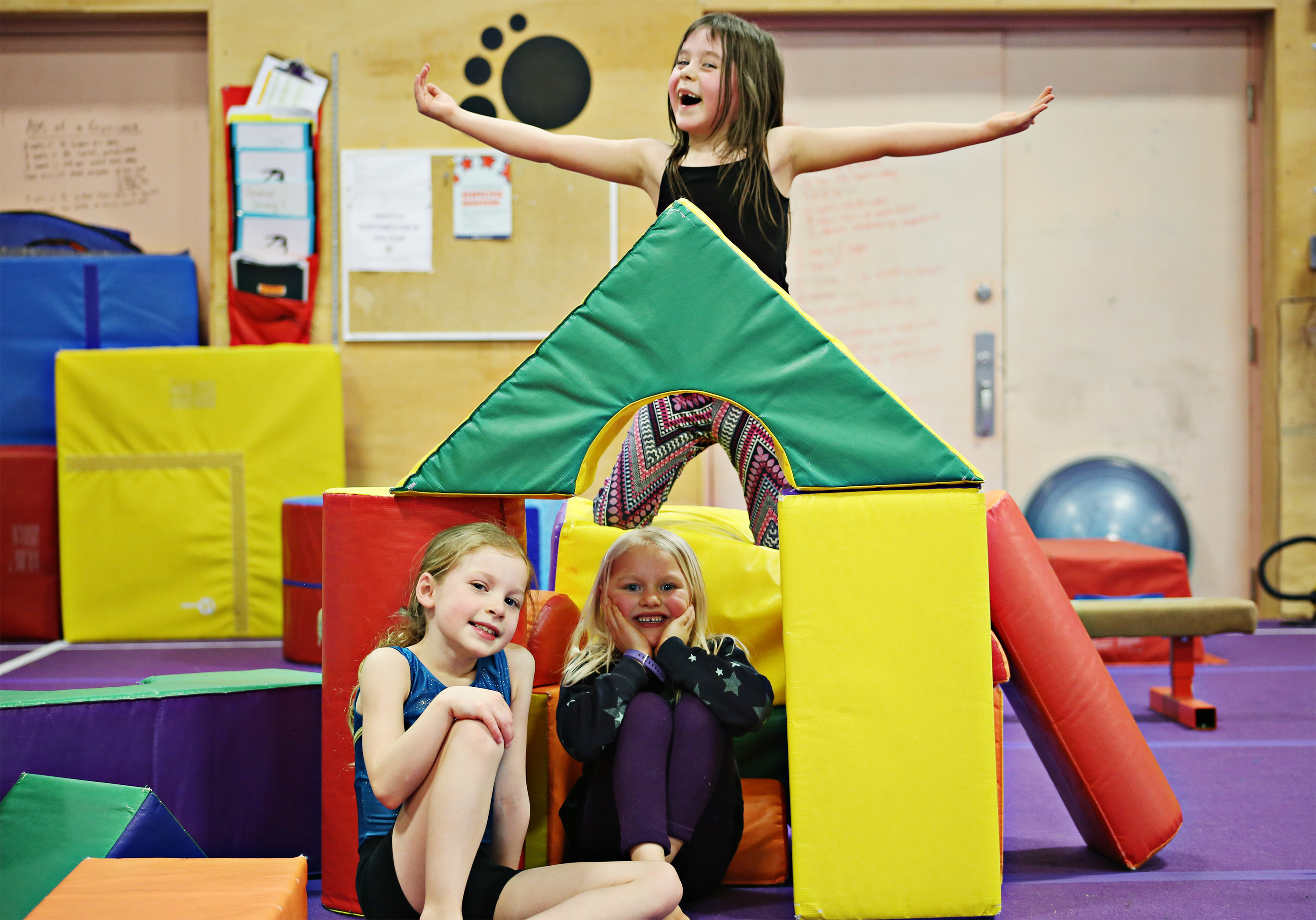 Drop in for supervised freeplay