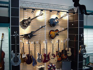 Music Retail Store