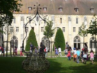 Contes de la graine à l'abbaye de Royaumont