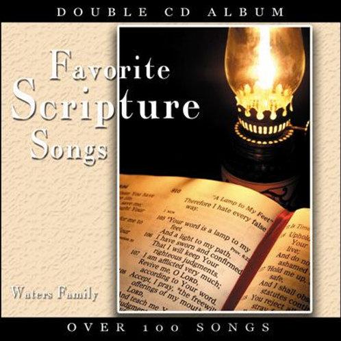 Favorite Scripture Songs