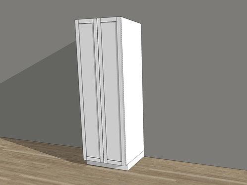 Tall Cabinet - 2 Tall Doors