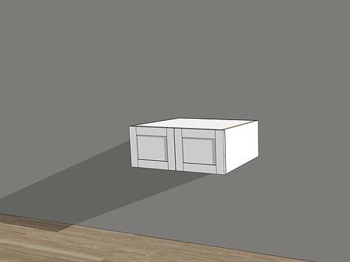 """Wall Cabinet 24"""" Deep"""