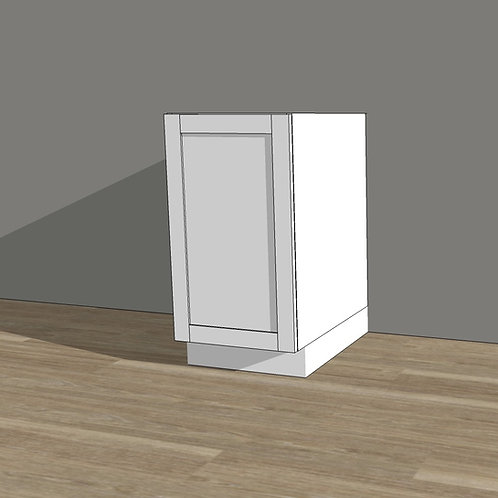 Base Cabinets with One Door