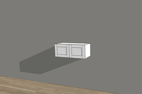 """Wall Cabinet 12 """" High"""