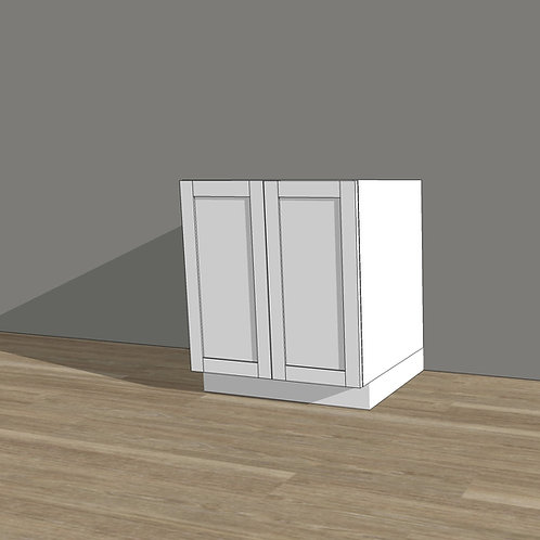 Base Cabinets with 2 Doors (sink)