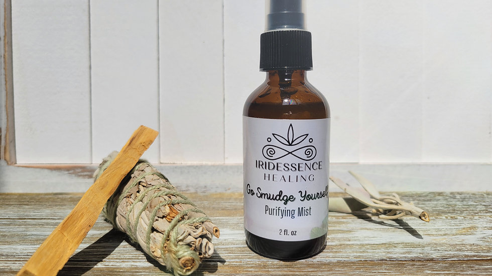 Go Smudge Yourself Purifying Mist