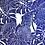 Thumbnail: Blue Lighthouse / Blue Protea Bandanna