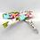 Thumbnail: Sky Plumeria 3 Collar & Leash