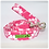 Thumbnail: Pink Hibiscus 4 Collar & Leash