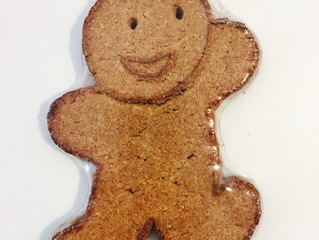 THE 12 DAYS OF CALVIN & SUSIE'S GIFT GUIDE: DAY SIX – CLOUD STAR OVEN BAKED GINGERBREAD MEN