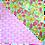 Thumbnail: Sky Tropicals / Blue Pineapple 3 Bandanna
