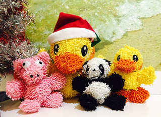 THE 12 DAYS OF CALVIN & SUSIE'S GIFT GUIDE: DAY TWO – MIGHTY TOYS MICRO FIBER TOYS