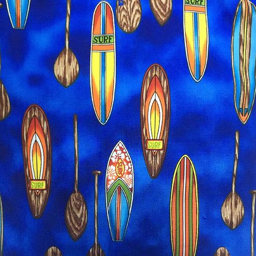 Blue Paddleboard