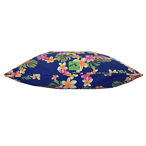 Aloha - Navy Plumeria Cover