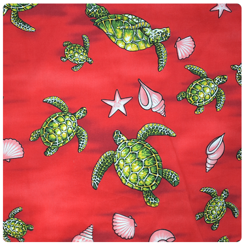 Red Turtles 1 Sundress