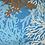 Thumbnail: Aloha Bed - Blue Coral Cover