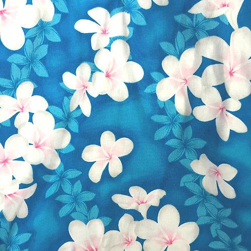 Blue Plumeria 2