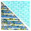 Thumbnail: Blue Lighthouse / Mint Pineapple Bandanna