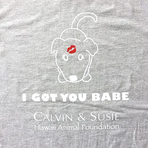 """I GOT YOU BABE"" Puppy Shirt"