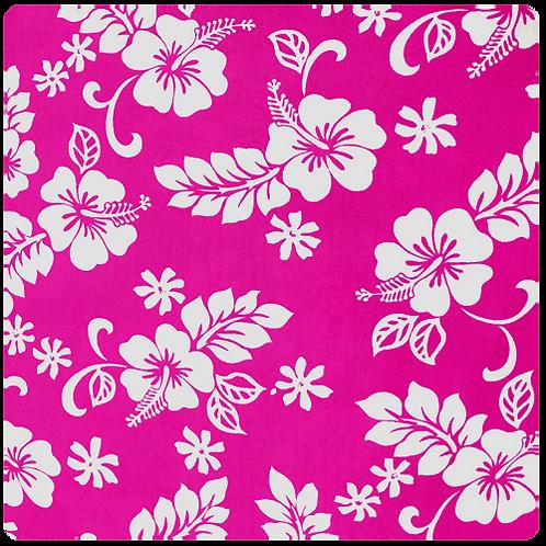 Pink Hibiscus 4 Sundress