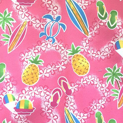 Pink Hawaiian 2 Sundress