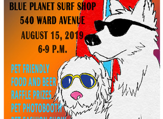 Cool Dogs Of Summer Fundraiser