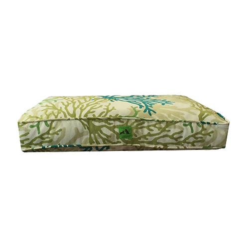 Aloha Bed - Cream Corals Cover